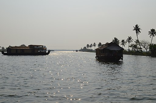 Kerala Back Waters Boat House