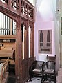 Back of the rood screen - geograph.org.uk - 1624646.jpg