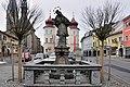 Bad Leonfelden Johannes Nepomuk Hauptplatz.jpg