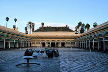 Bahia Palace Marrakech Back Courtyard LL.JPG