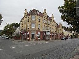 Bahnhofstraße in Gudensberg