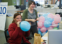 Balloons at the Wikimedia Foundation.jpg