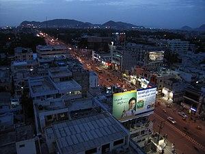 Mahatma Gandhi Road, Vijayawada - Bandar Road in Vijayawada