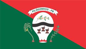 Pilõezinhos - Image: Bandeiradepiloezinho s