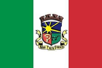 Nova Trento - Image: Bandiera nova trento