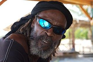 Bankie Banx Anguillan musician