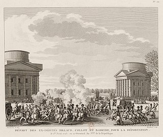 Insurrection of 12 Germinal, Year III revolt during the French Revolution