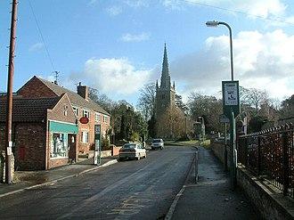 Barkston - St Nicholas' Church