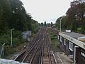 Barnes station high westbound2.JPG