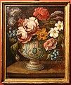 Bartolomeo bimbi (bottega), vasi di fiori, 1690 circa (s. giovanni di dio, fi) 04.jpg