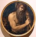 Bartolomeo di david, testate di bara dalla compagnia di s. onofrio, 1532 (siena, museo civico), sant'onofrio.jpg