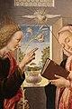 Bartolomeo vivarini, annunciazione , 1472 (modugno, maria santissima annunziata) 04.JPG