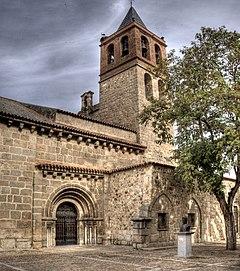 Basílica de Santa Eulalia (Mérida) - Wikipedia, la enciclopedia libre