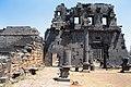 Basilica Complex, Qanawat (قنوات), Syria - East part- view through cella to interior southern façade - PHBZ024 2016 1499 - Dumbarton Oaks.jpg