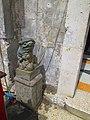 Basilica del Santo Niño - Front Door Foo Dog - Left-Hand Side.jpg