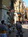 Basilisc de Reus - cercavila de les festes del Barri Gòtic P1520712.jpg