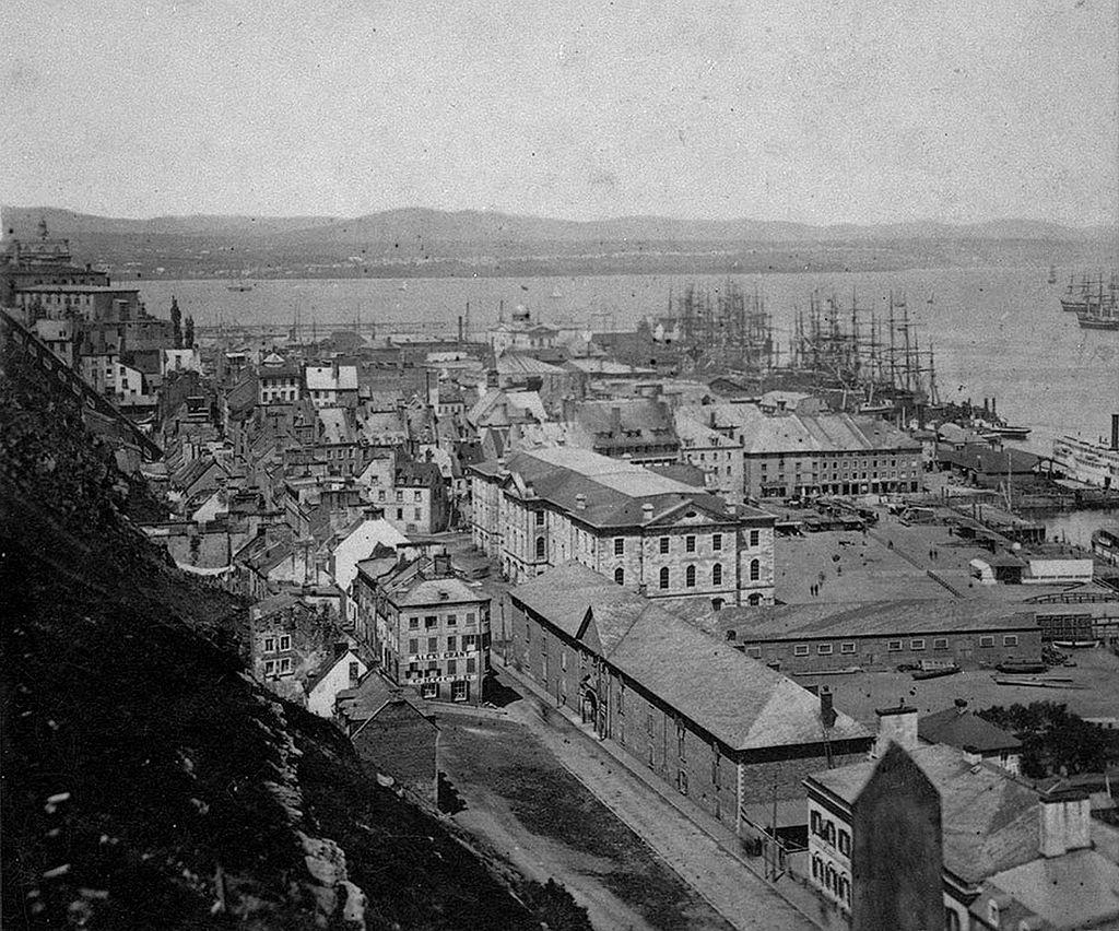 Basse-ville de Quebec - Louis-Prudent Vallee vers 1880.jpg