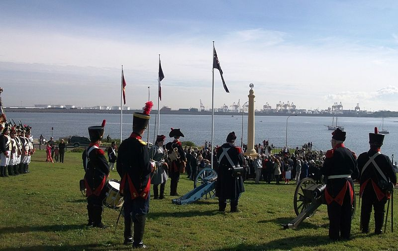 File:Bastille Day at Laperouse Monument in La Perouse 2013.jpg