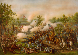 Battle of Atlanta Battle of the American Civil War