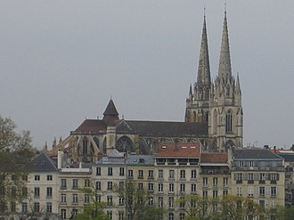 Roman Catholic Diocese of Bayonne, Lescar and Oloron - Bayonne Cathedral