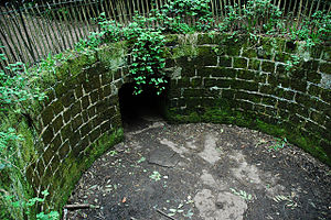 Eastham, Merseyside - Image: Bear Pit at Eastham Country Park, Merseyside