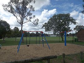 Beenleigh-Logan Cricket Ground at Eagleby, Queensland.jpg