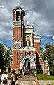 Belarus Mir Mir Castle Complex Chapel of Sviatopolk-Mirski family 8127 2100.jpg