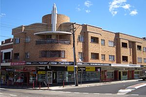 Belmore, New South Wales - Image: Belmore 1