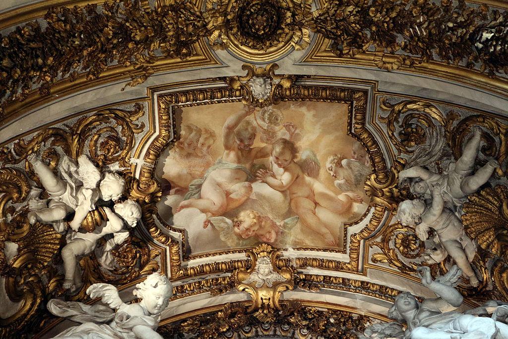 Benedict luta, beundrande änglar, 1706-1708, 01.jpg