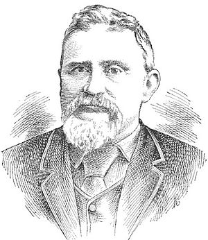 Kansas's 3rd congressional district - Image: Benjamin H. Clover (Kansas Congressman)
