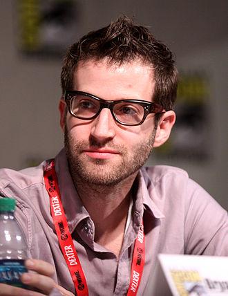 Benjamin Wynn - Benjamin Wynn, on a panel at the San Diego Comic Con 2011.
