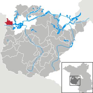 Bensdorf - Image: Bensdorf in PM