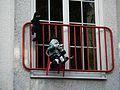 Bensheim Balkonfiguren 2011.JPG