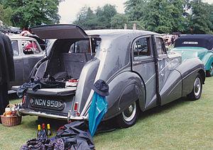 Harold Radford - Harold Radford Countryman Mark II 1952