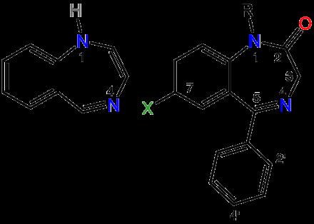 Benzodiazepine - Wikiwand