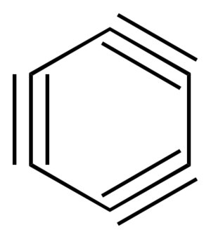 Benzotriyne - Image: Benzotriyne