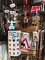 Bergen Airport, Flesland, Norway (Bergen lufthavn). Norwegian souvenirs, etc. for sale. 2018-03-23.jpg