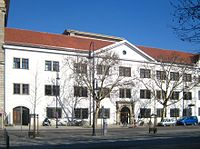 Berlin, Mitte, Breite Strasse, Alter Marstall.jpg