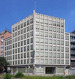 Berlin, Tiergarten, Kurfuerstenstrasse 87, Lenzhaus.jpg