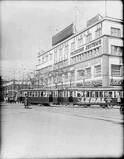 Deutschlandhaus 1927 Willy Pragher [CC BY 3.0 (https://creativecommons.org/licenses/by/3.0)], via Wikimedia Commons