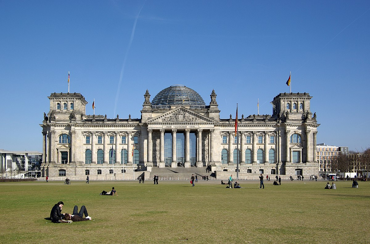 Reichstag - Simple English Wikipedia, the free encyclopedia