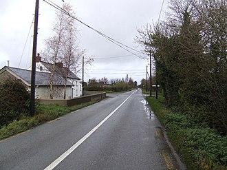 R408 road (Ireland) - Image: Betaghstown Cross Roads geograph.org.uk 626508