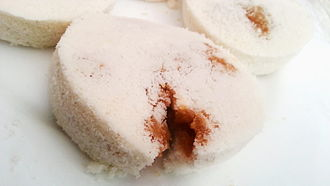 Molasses - Bhapa pitha, a popular Bangladeshi-style rice cake, is often sweetened with molasses.