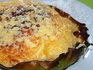 Bibingka - Bibingka from Tagaytay, Cavite