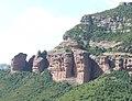 Bigues i Riells. Riells del Fai. Roca del Migdia.JPG