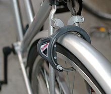 Bicycle Lock Wikipedia