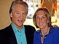Bill Maher and Ingrid Newkirk by David Shankbone.jpg