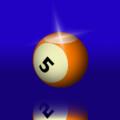 Billardkugel (volle 5) - GIMP 2.8.png