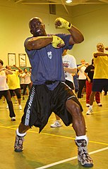 Billy Blanks w kwietniu 2006