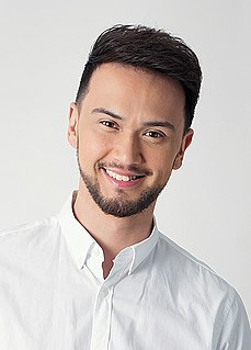 Billy Crawford Filipino actor and musician